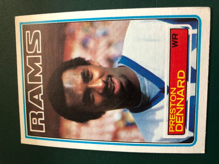 1983 preston dennard  Item Image